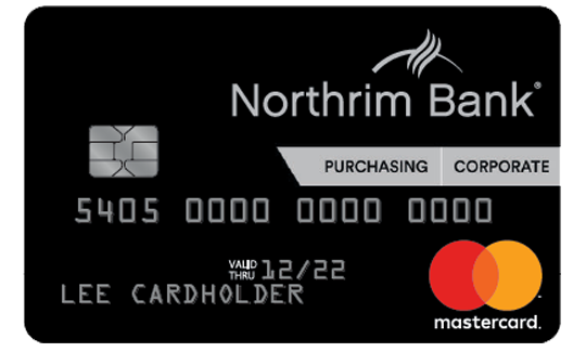 P-Card from Northrim