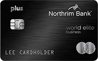 World Elite Plus Business Credit Card